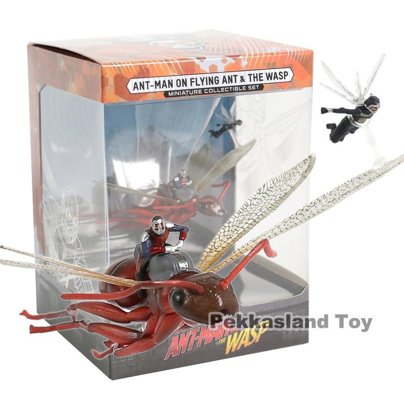 Marvel Avengers Ant-Man Flying Ver Action Figures AntmanMarvel Avengers Ant-Man Flying Ver Action Figures Antman