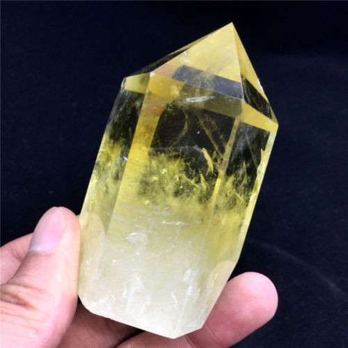Healing Natural Citrine Crystal 3