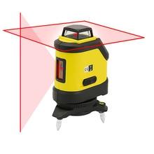 Firecore F190R 5 Linien Laser Ebene 4 Grad Selbstverlaufende Horizontale Und Vertikale Kreuz Roten Laserstrahl Messwerkzeuge