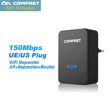 Беспроводной Wi-Fi Ретранслятор 150 Мбит 802.11n/g/b Сеть Wi-Fi Extender COMFAST AP Маршрутизатор Wi-fi Усилитель Сигнала Repetidor Wifi Booster