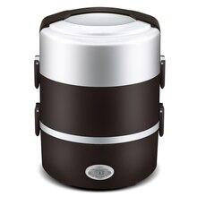 Электрическое отопление бенто коробка питьевой пикник шкафу держать wram пищевых контейнеров мини плита для школы офиса, дома Y-DFH3