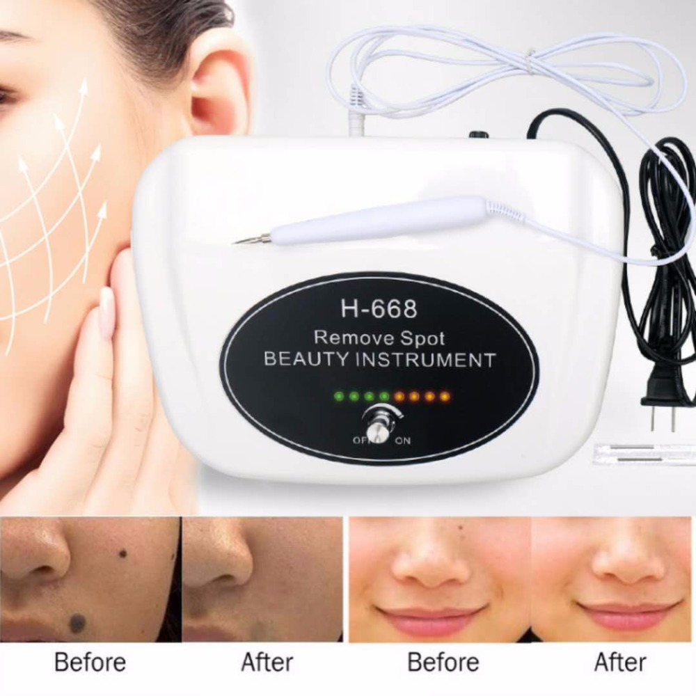 Top Grade 8 Level Electronic Tattoo Mole Removal Plasma Pen Laser Facial Freckle Dark Spot Remover Face Skin Care Beauty Device beauty instrument laser freckle removal machine skin mole removal dark spot remover for face wart tag tattoo remaval pen salon