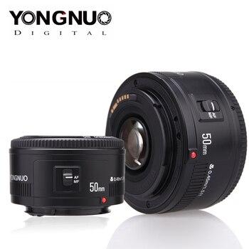 Yongnuo YN 50mm f/1.8 Canon Lens