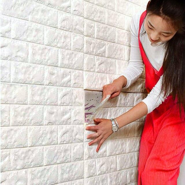 Self Adhesive 3D Wallpaper
