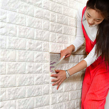 Home decoration wall stickers self adhesive 3D wallpaper for kids room childrens stickers decoration decor for