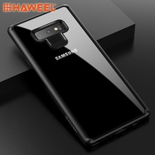 HAWEEL For Galaxy Note9 Full Coverage PC + TPU Protective Case