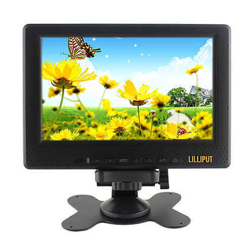 Lilliput 665gl-70np/ho/y 7 On-Camera HD LCD Field Monitor HDMI component Video yehuda shinar think like a winner