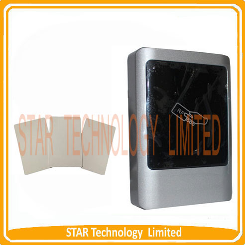 ФОТО IP65 Waterproof Access Control,RFID Card waterproof Access Control, Outdoor Metal Shell Access Control System