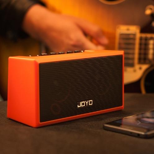 Amplificateur de guitare électrique Portable Mini amplificateurs de basse haut-parleur Bluetooth sans fil iphone ono pour guitare basse amplificateurs casque