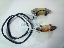 OVERSEE 66T-85520-00 Charge Coil Assy Replaces For 2 Stroke Parsun Hidea Powertec 38HP 40HP Yamaha Outboard Engine Parts