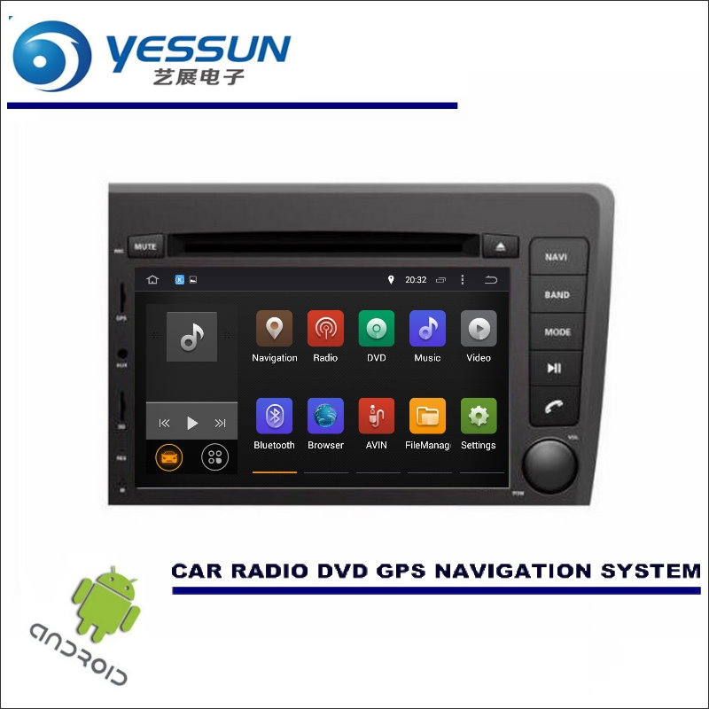 YESSUN Wince / Android Car Multimedia Navigation System For VOLVO S60 V70 XC70 2000~2009 CD DVD GPS Player Navi Radio Stereo HD yessun for mazda cx 5 2017 2018 android car navigation gps hd touch screen audio video radio stereo multimedia player no cd dvd