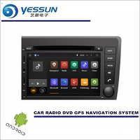 YESSUN Wince / Android Car Multimedia Navigation System For VOLVO S60 V70 XC70 2000~2009 CD DVD GPS Player Navi Radio Stereo HD