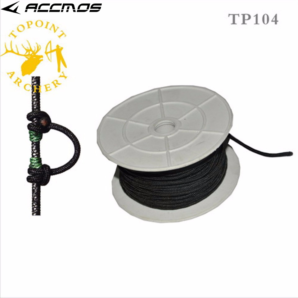 TP104 Topoint Archery Compound Bow D Loop Super Durable Bowstring Release Aid For Outdoor Shooting/hunting Bow Accessory