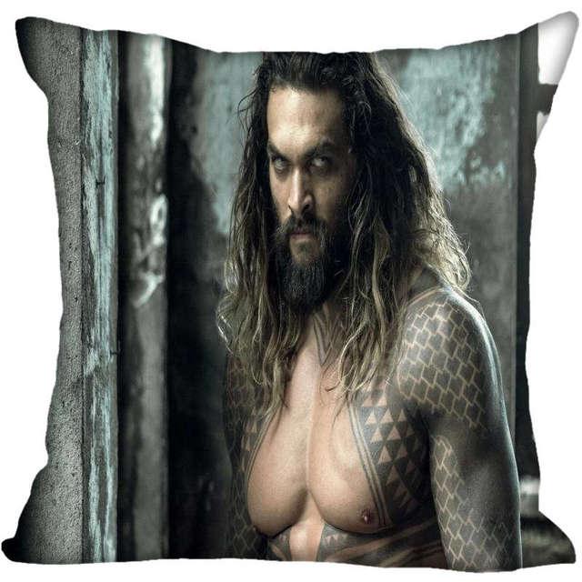 hot sale custom jason momoa pillowcase 40x40cm 45x45cm 60x60cm two sides dakimakura home hot pillow cases