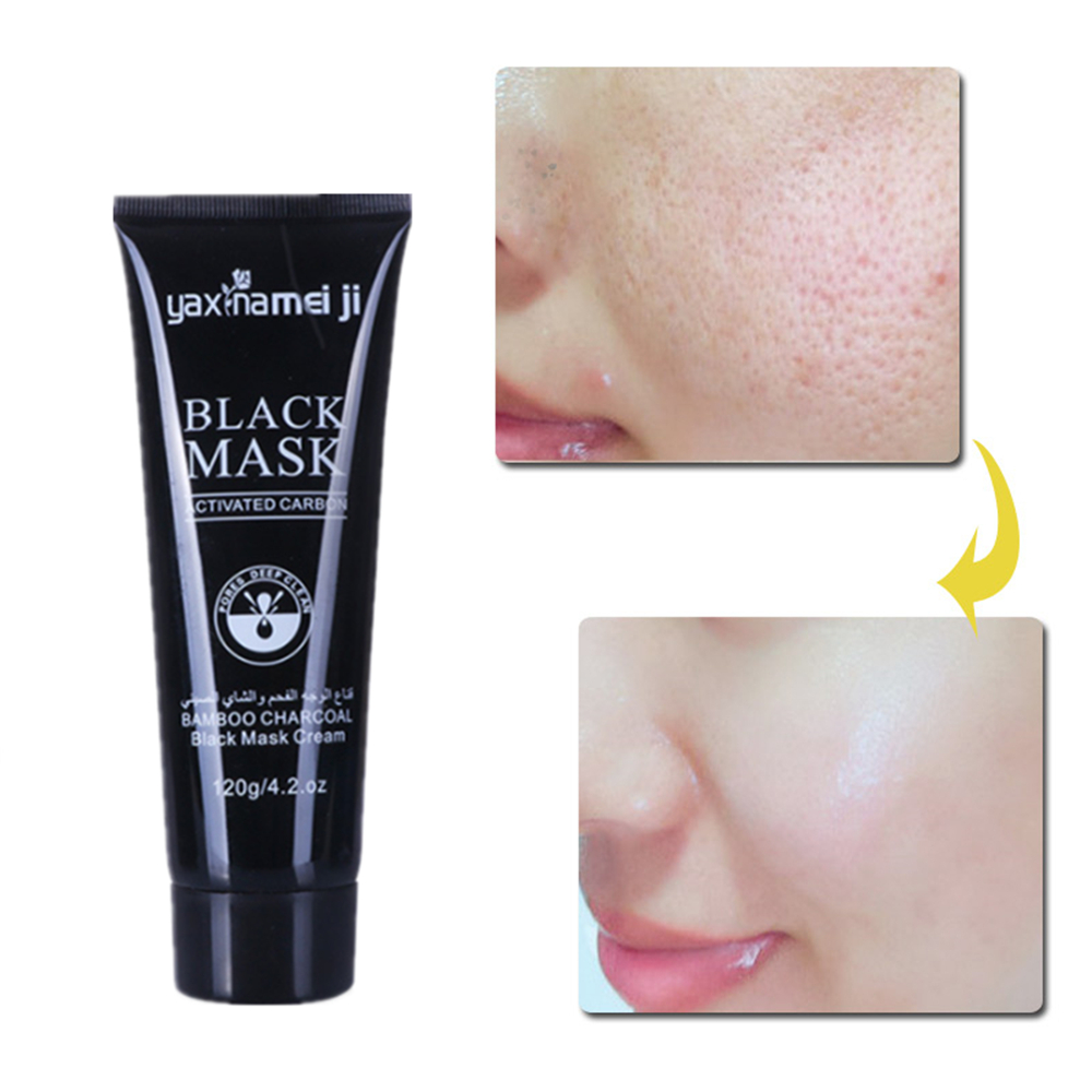 Search For Flights Bamboo Charcoal Black Mask Face Care Deep Cleansing Purifying Blackhead 3 Steps Black Head Remover Acne Nose Mask Clear And Distinctive Face Treatments & Masks