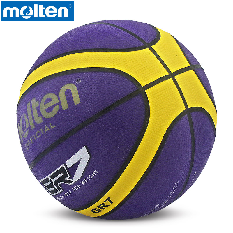 Original Molten Basketball Ball GR7 NEW Brand High Quality Genuine Molten Rubber Material Official Size 7 Basketball