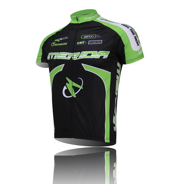 Merida Cycling Jersey Clothing 2018 Racing Mtb Team tops Summer Bike Jersey outdoor roupa ciclismo Short Sleeve Biycle Shirts