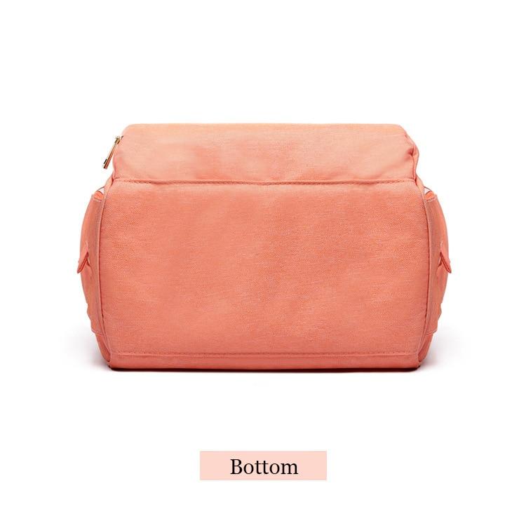 HTB1h00QlgvD8KJjy0Flq6ygBFXaI Maternity Bag Waterproof Diaper Backpack for Mom Nappy Bags Large Capacity Baby Bag Travel Mummy bag Designer Nursing Bag