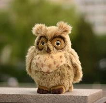 Lovely Owl Doll Plush Toys For Baby Gift  Simulation Stuffed Animal Toy