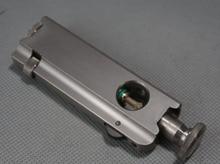 watch video DXJ 7.5*2.5cm 80g Handmade TC4 pure Titanium Kerosene  Retro Vintage lighter