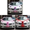 DIY Artificial Flowers Wedding Car Decoration Flower Valentine's Day Fake Flowers Sets Wedding Wreath Party Decoration Flower 2