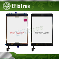New A1432 A1454 A1455 A1489 Touch Panel Assembly For IPad Mini 1 2 Digitizer Front Glass