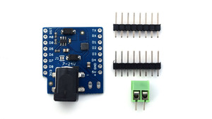 Image 3 - DC Power Shield V1.1.0 para LOLIN (WEMOS) D1 mini