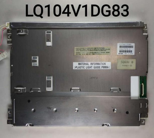 LQ104V1DG83 10.4 640*480 TFT-LCD DaffichageLQ104V1DG83 10.4 640*480 TFT-LCD Daffichage