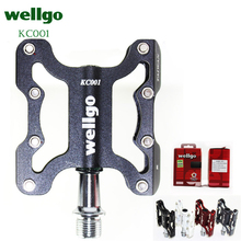 Wellgo Aluminum Bicycle Pedal KC001