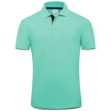 Hot Sale 2018 New Style Womens Polo Shirt Femal Brand Slim Fit Short Sleeve Polo Shirt blusa camisa feminina Free Shipping