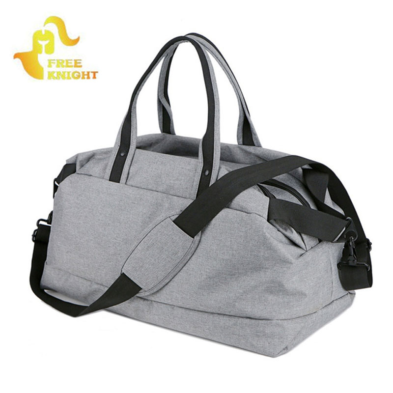 c333ad433f Men s Hot Shoulder Crossbody Sports Bag Fitness Women Gymnastic Bags Outdoor  Training Travel Bag New Arrival Gym Bags XA642WD -in Gym Bags from Sports  ...