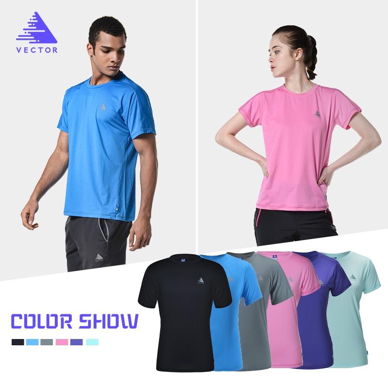 VECTOR Running T-shirts voor heren Heren Korte mouw Coolmax - Sportkleding en accessoires - Foto 6