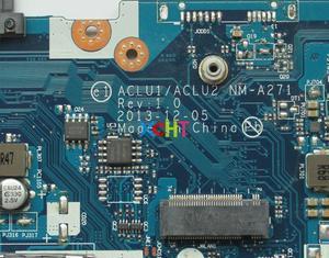 Image 5 - Für Lenovo G50 70 5B20G36639 w i5 4210U CPU ACLU1/ACLU2 NM A271 216 0856050 1000 M/2G Laptop motherboard Mainboard Getestet