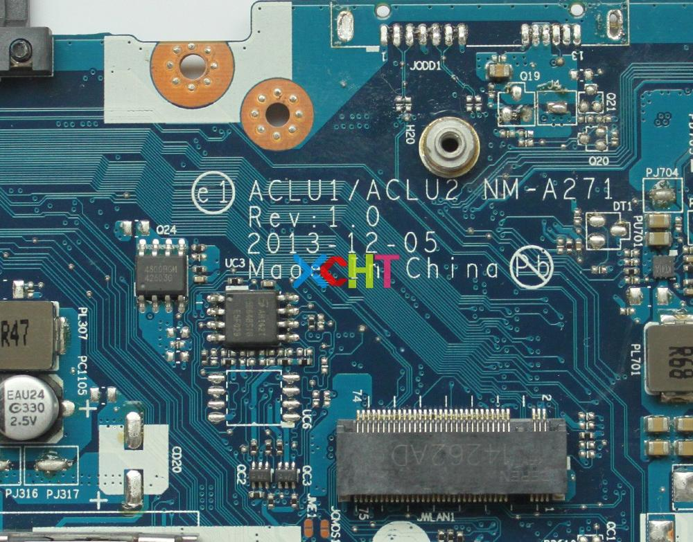 Image 5 - for Lenovo G50 70 5B20G36639 w i5 4210U CPU ACLU1 / ACLU2 NM A271 216 0856050 1000M/2G Laptop Motherboard Mainboard Tested-in Laptop Motherboard from Computer & Office