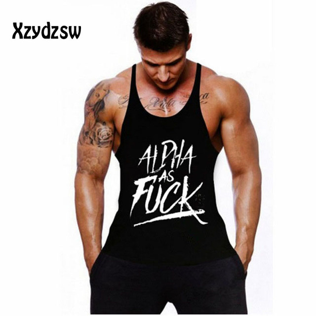 314d27dbeaada Bodybuilding Tank Top Men Golds Thin Strap Fitness Clothing 2018 Fitness  Mens Vests Cotton Singlets Muscle Tops Gyms Clothing