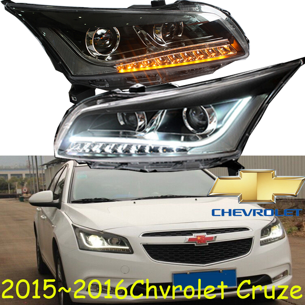 car-styling,Cruz headlight,2015~2016,Free ship!chrome,Cruz fog light,Astra,astro,avalanche,blazer,venture,suburban,Tracker led headlight kit car taillight 2014 2016 led free ship car fog light chrome car tail lamp astra astro avalanche blazer venture