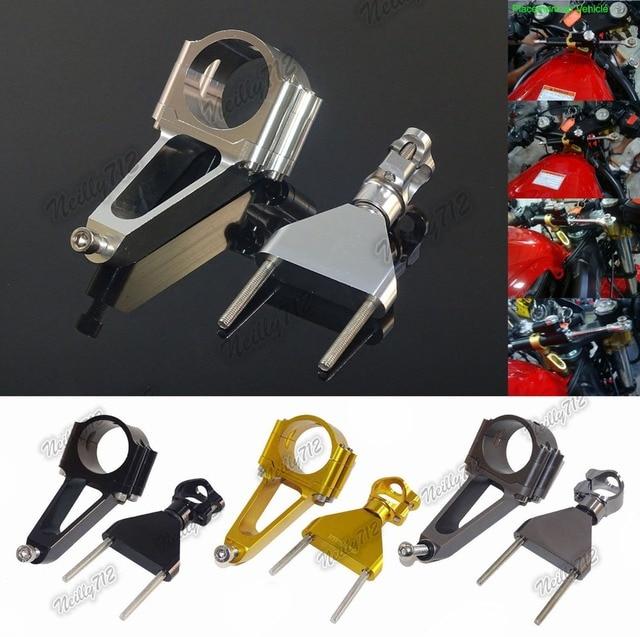 Sale Motorbike Steering Stabilizer Damper Mounting Bracket For Honda