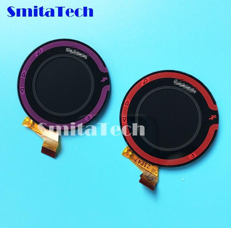 Pour Garmin Forerunner 220 montre gps Couvercle du Boîtier Avant écran LCD verre de montre digitizer LCD panneau d'affichage