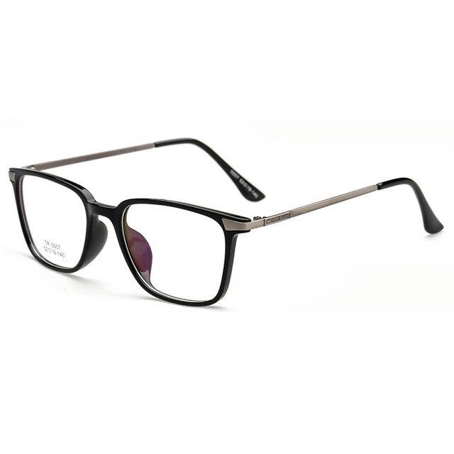c4b863c28832 Brand new Unisex TR Super Light Square Spectacles Eyewear Glasses Frame Men  & Women Eyeglasses Bright