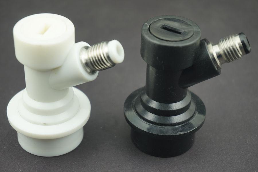 Ball Lock Cornelius Style Home Brew Beer Kegs Repair DISCONNECTS