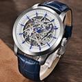 2019 PAGANI дизайнерские брендовые часы с кожаным турбийоном автоматические механические мужские часы военные водонепроницаемые часы Relogio ...