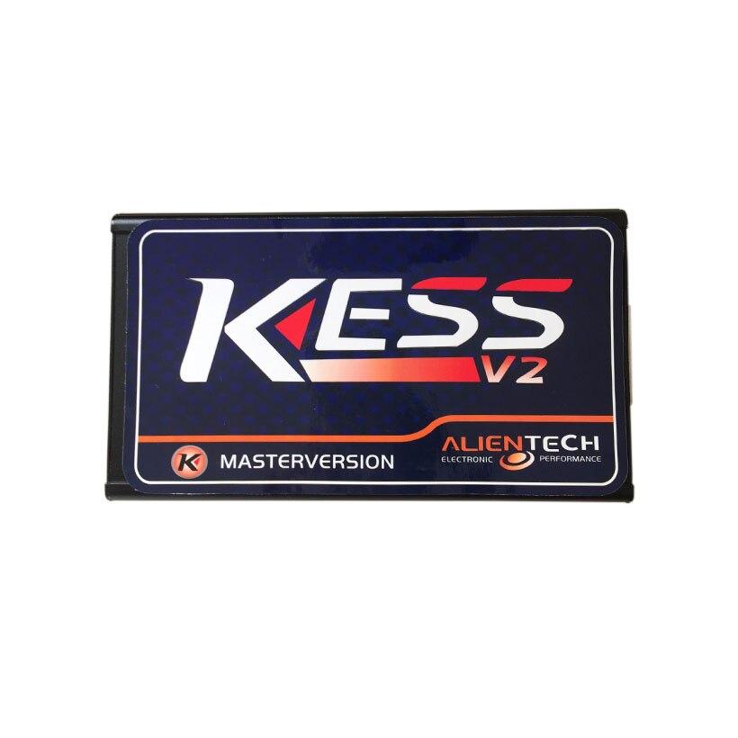Prix pour KESS V2 V2.30 Logiciel Gestionnaire Tuning Kit kess-v2 Maître Version AUCUN Jeton Limitée KESS V2 V4.036 firmware Outil De Diagnostic