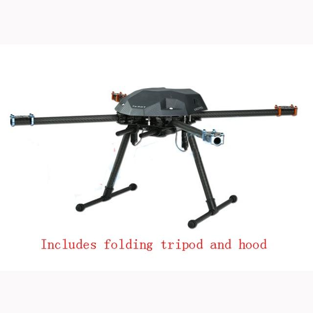 Ormino Quadcopter frame tarot XS690 fold carbon tube frame ...