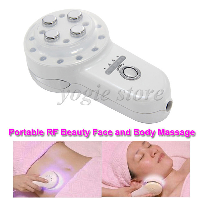 Radio Frequency Electroporation No-Needle Mesotherapy EMS Photon RF Skin Care Face Massage Facial Lifting Body Thermage Beauty face skin mesotherapy electroporation rf radio frequency facial led photon skin care device face lift tighten beauty machine