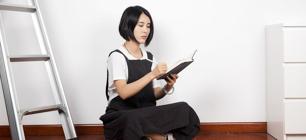 Oryginalny xiaomi podpisanie pen premec mijia znak pióra 9.5mm smooth szwajcaria mikuni japonia ink refill dodać mijia długopis czarny napełniania 12
