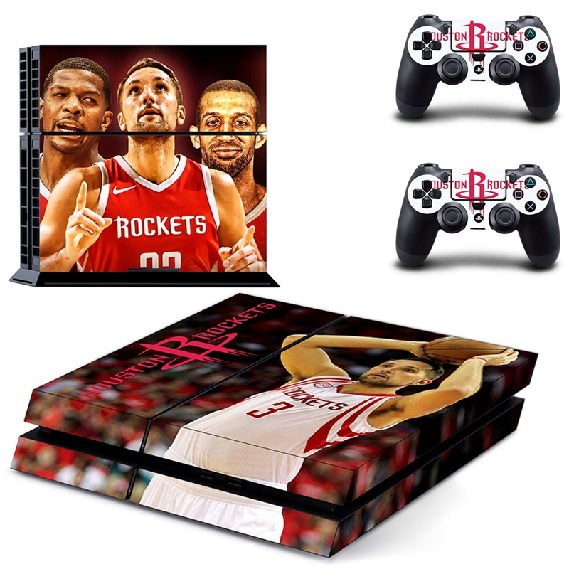 Image 2 - HOMEREALLY PS4 Stickers KING DOM HEARTS Cover Decal PS4 Skin Sticker For Sony Play Station 4 Console and Controller Skin-in Stickers from Consumer Electronics