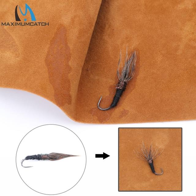 Maximumcatch Kuivausliina pintaperhoille