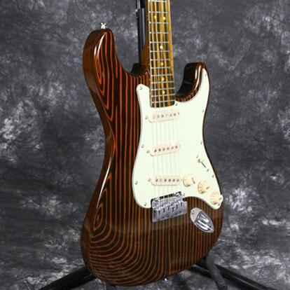 Free shipping Starshine Standard ST ELectic Guitar Alnico Pickups Bone Nut Cream Pickguard CNC Made