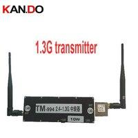 10 Вт CCTV передачи сервер видео реле 2.4 г 1.3 г Extender 1.3 г передатчик беспроводной передатчик 2.4 г передачи CCTV части