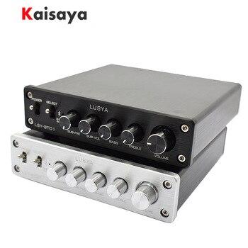 CSR8635 Bluetooth 4,0 TPA3116 2,1 HiFi усилитель сабвуфер усилитель доска  класса D усилитель аудио